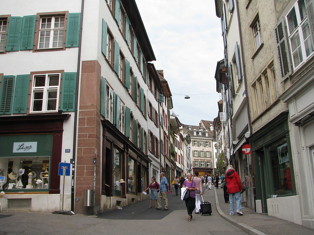 Basel - Switzerland