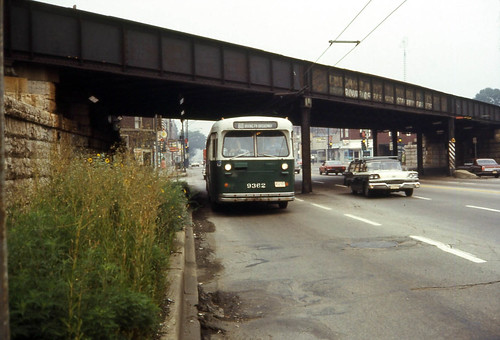 19680809 02 CTA 9362 Irving Park Road @ Keeler Ave. | by davidwilson1949
