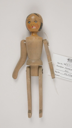 Peg Doll - Beamish Museum Collections | by Beamish Museum