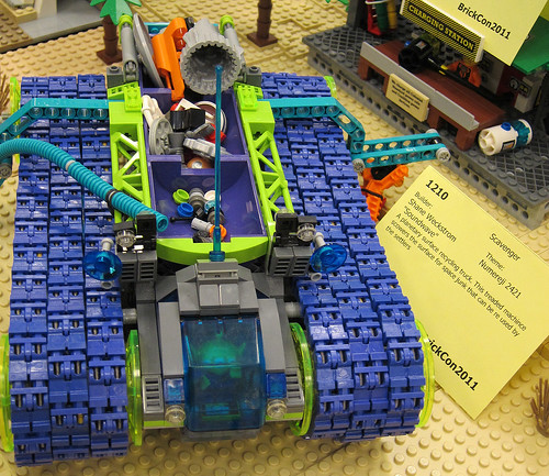 Brickcon 2011 | by wiredforlego