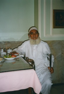 Tehran, old man