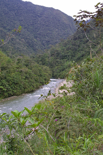 landscapes ecuador views