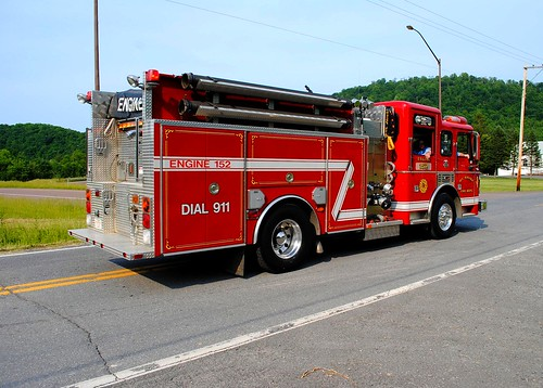 Flintstone, MD  Fire & EMS Parade 3 June 2011 | by Lee Cannon