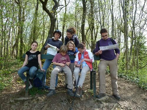 Bergwandelen Ardennen voor gezinnen met kinderen van 8-14 jaar, Workshop