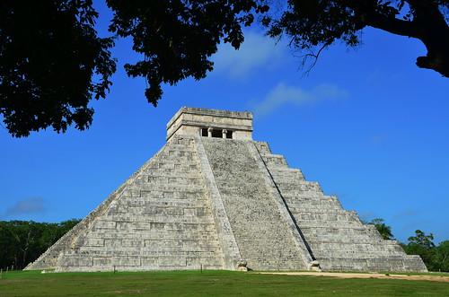 Chichén Itza, Yucatan, Mexico