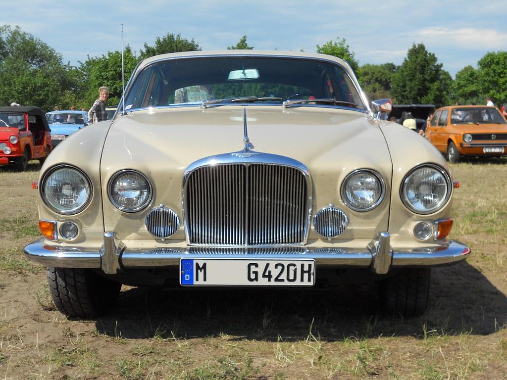 Jaguar 420 G (1968) | first registration: 1968 cylinder: 6 ...
