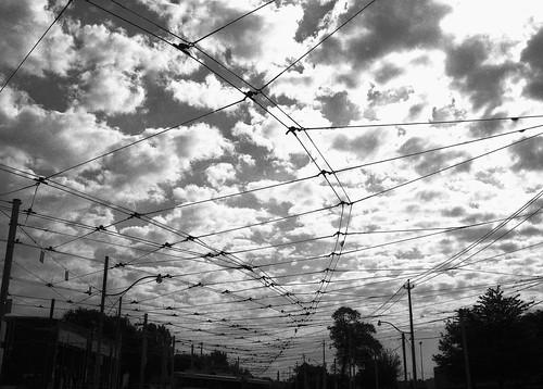 Streetcar Wires, Toronto
