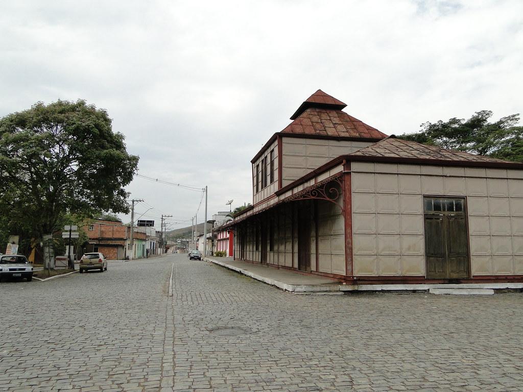 Estação Bananal