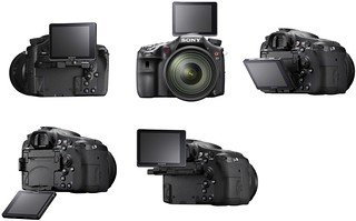 Sony A77 – Articulating LCD | by ** David Chin **