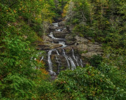 longexposure nature waterfall highlands nikon northcarolina cascade hdr photomatix cullasajafalls tonemapped highlandsnorthcarolina cullasajariver nikond90 cullasajarivergorge