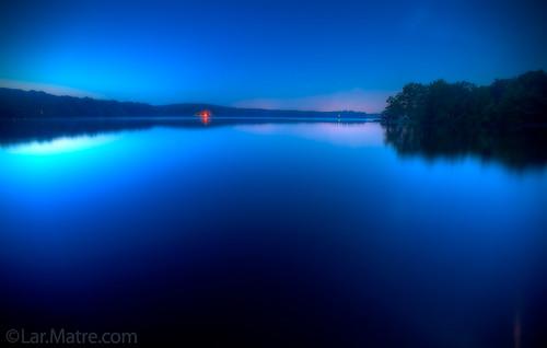 blue sky seascape water landscape dawn peachtree