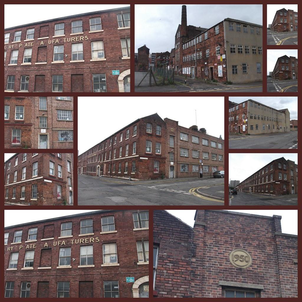 The Sheffield Steel Industry