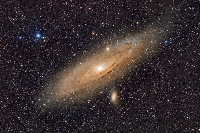 Andromeda Galaxy #EXPLORED