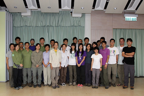 Fri, 06/24/2011 - 03:44 - CTFS Forest Dynamics Plot Training Workshop 2011