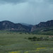 Lightning in Eldorado Canyon