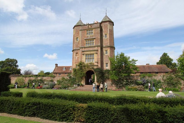 Elizabethan Tower, Sissinghurst