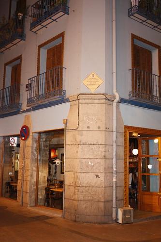 Calle Pez / Calle Madera