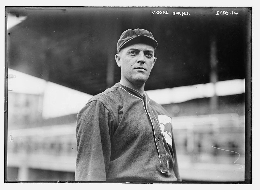 [Earl Moore, Buffalo Federal League (baseball)]  (LOC)