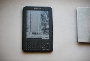 kindle one | by the measure of mike