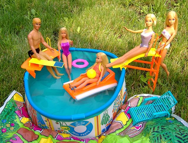 Malibu Pool Party #4