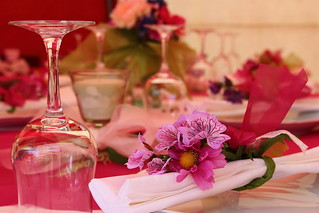 Wedding Table Decorations   by callocx