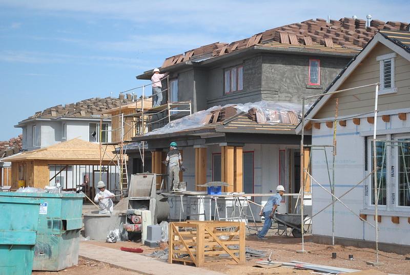 New Home Construction in Gilbert, AZ