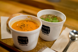 Soup Stock Echika表参道店 | by Sig.