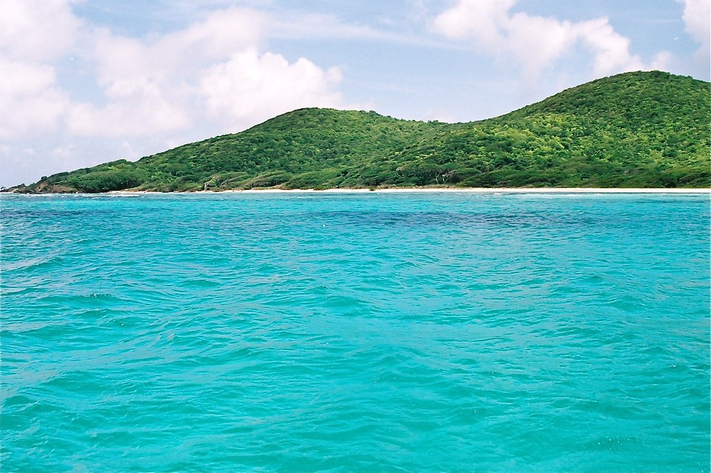 Caribbean, the Caribbean Sea, more than 7,000 islands, islets, reefs, and cays - the West Indies