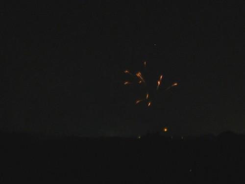 Fourth of July 2011 Fireworks Timelapse