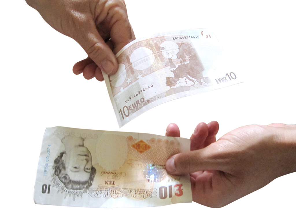 Forex - Currency exchange