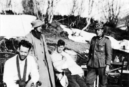 Engelske krigsfanger