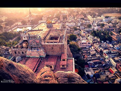 Temple and Church | by Rakesh Ashok