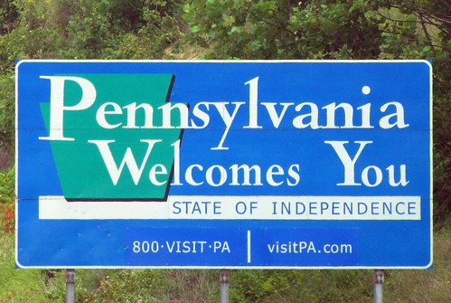 Welcome to Pennsylvania | by paulhami