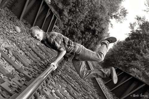 portrait male oregon train nicole model jasper break dancing tracks lovejoy springfeild mygearandme