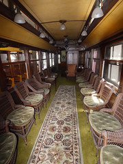 日, 2011-06-26 12:56 - The Shore Line Trolley Museum  役員用査察車両