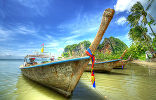 Krabi Transportation | by DeeMakMak