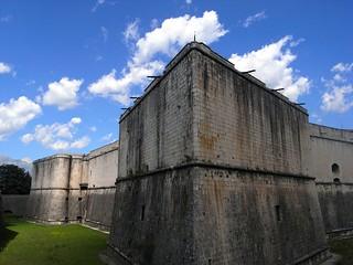 Spanish fortress   by kudumomo