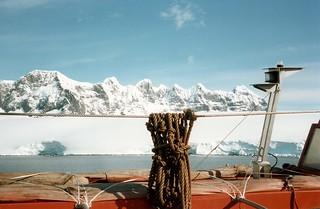 Gerlache Strait Antarktis