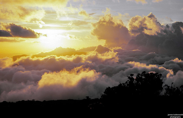 Sunset - Jebel Shams