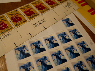 Postage Stamps | by waitscm
