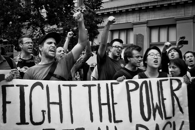 Fight The Power, Occupy Oakland 2011