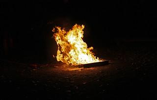 Fire | by AndersLindgren