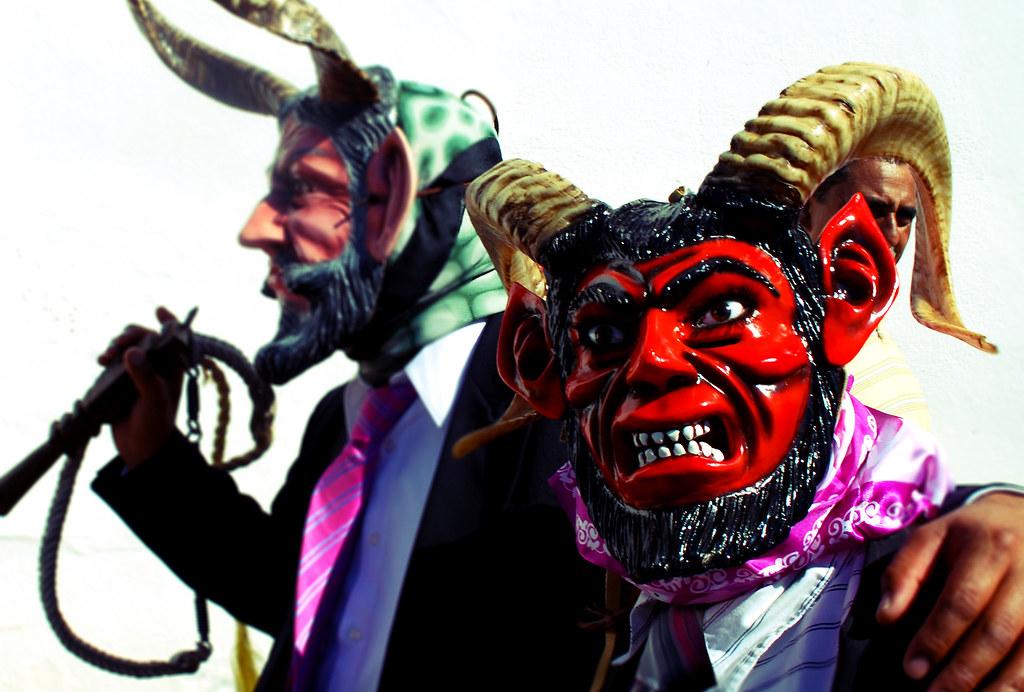 Danza De Los Diablos