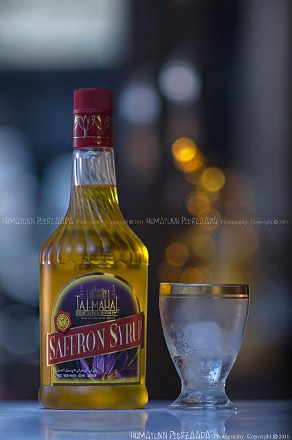 200/365 Ready to serve - Tajmahal Saffron Syrup