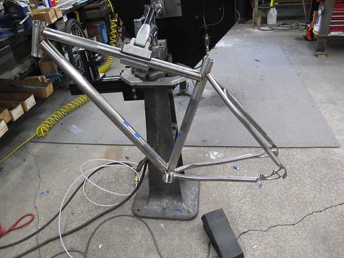 Geared Ti prototype