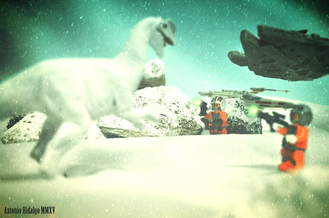 Animals in Hoth Planet
