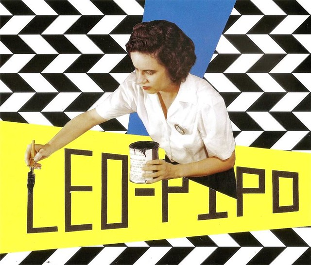 Leo & Pipo / Sticker