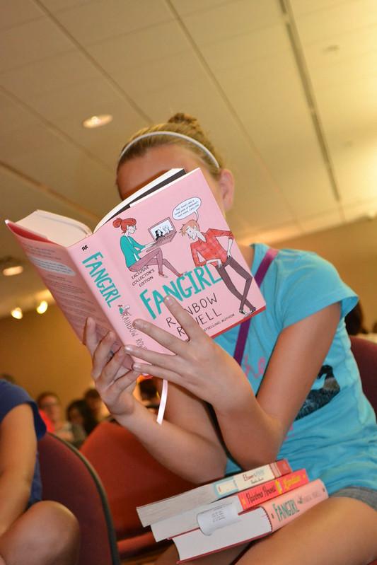 Omaha Reads Eleanor & Park by Rainbow Rowell