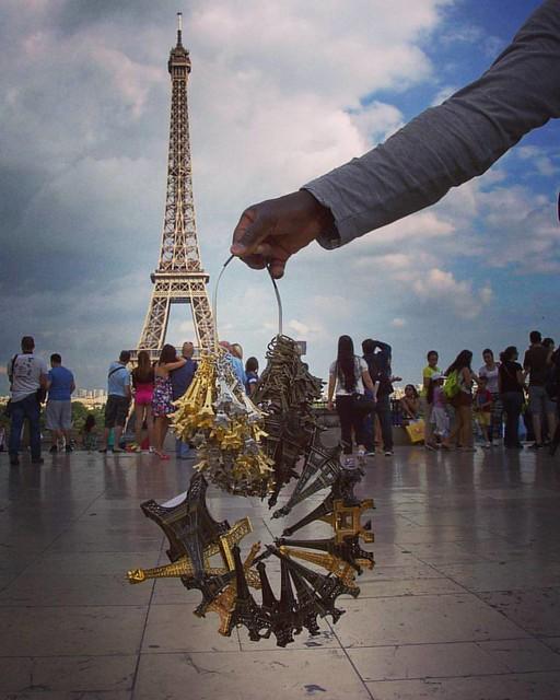Paris  #hasankoca