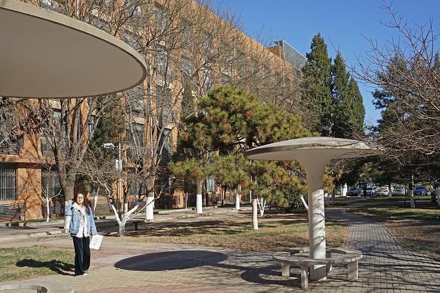 Le campus du